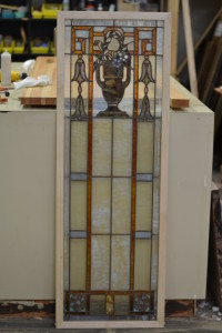 Tall panel