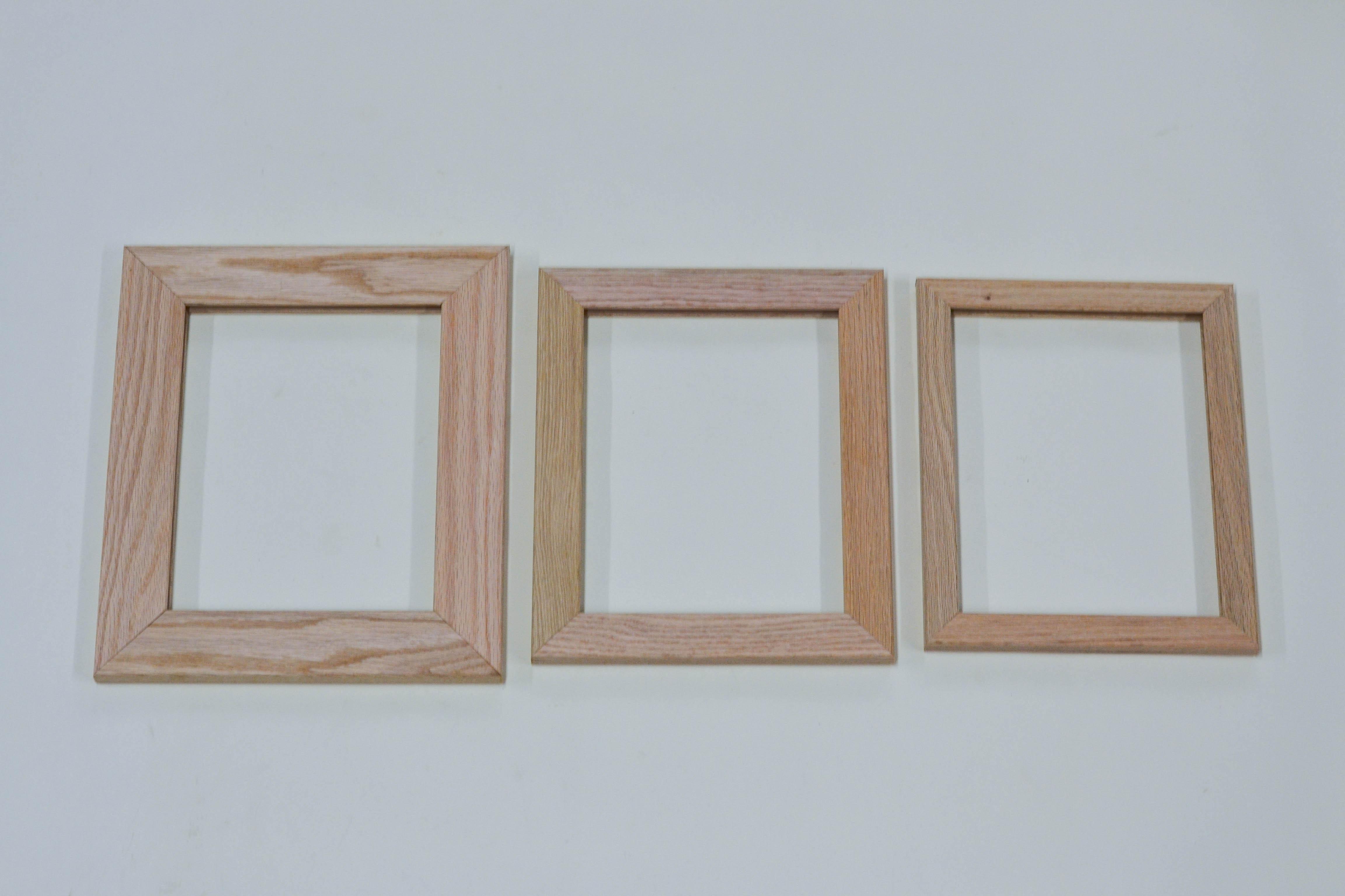 northern hardwood frames standard frame sizes. Black Bedroom Furniture Sets. Home Design Ideas