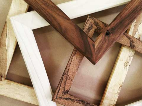 b1ce7c30e3c2 Northern hardwood frames for stained glass art jpg 480x360 Stained glass  channel moulding